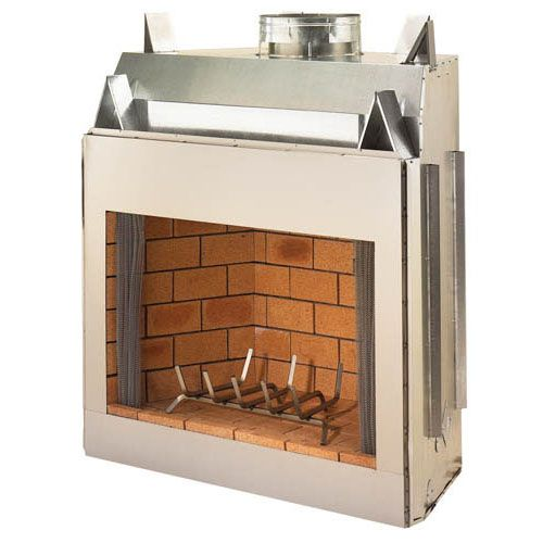 stainless steel fireplace box for sale - 17 Best Images About Wood Burning Fireplaces From Shopchimney.com