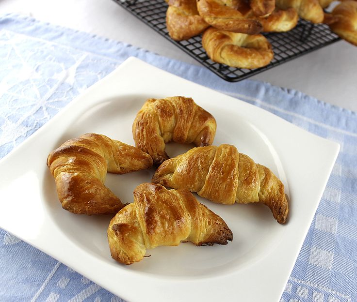 Croissants #thermomix | receptes | Pinterest | Croissant and Thermomix