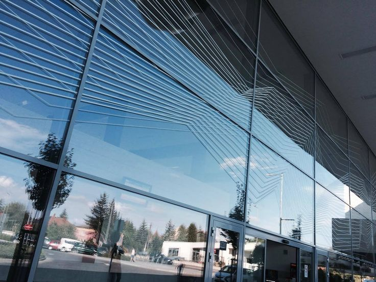 MAV new frontage in Balatonfüred with S39 Hybrid Design Manufacture