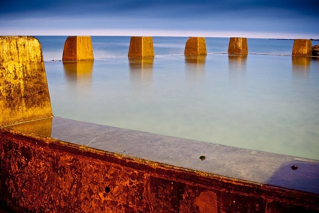 Coogee Rock Pool -Syd Australia