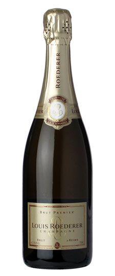 """Louis Roederer """"Brut Premier"""" Champagne"""