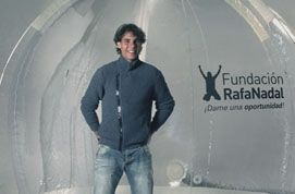 "ZONAIR3D RAFAEL NADAL Professional Tennis Player ""I would like to thank BUBBLE 