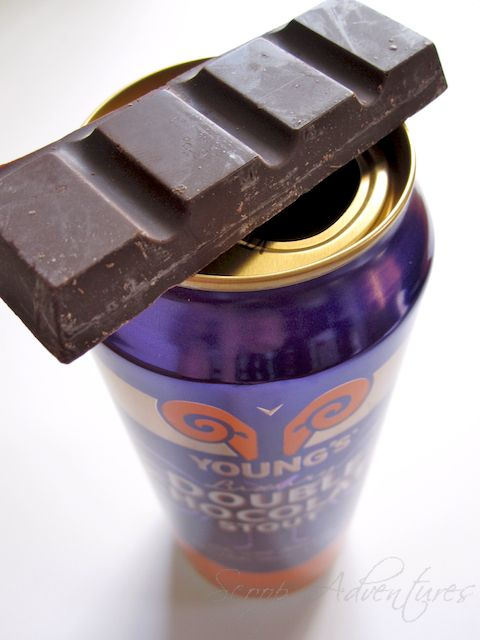 Dark Chocolate Stout Ice Cream (American Craft Beer Week) - Scoop Adventures - Scoop Adventures