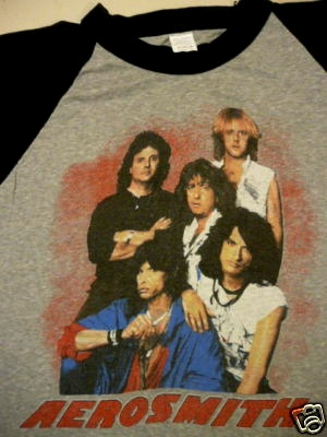 Vintage Aerosmith concert t-shirts. Get ready to drop some big coin ...Concerts T Shirts, Classic Rocks, Louis Arena, Aerosmith Concerts, Concerts Tees, Big Coins, Rocks T Shirts, 1985 Joe, Joe Louis