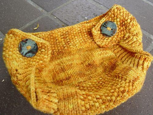 Ravelry: Little Seedling Soaker pattern Ummm… hello adorable! Totally casting on for one of these in the near future!