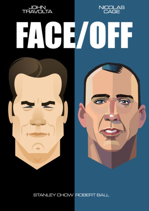 face off  By Robert Ball & Stanley Chow