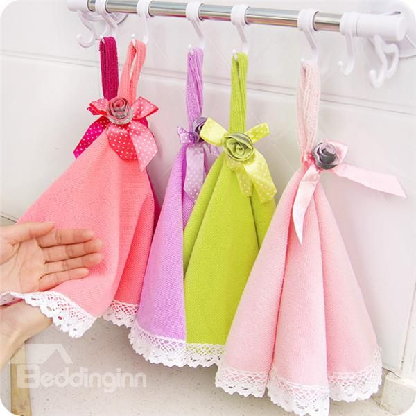 Lovely Lace Hem Bow Large Thick Towels on sale, Buy Retail Price Face & Hand Towel at Beddinginn.com #lovely #lace #towels click here http://www.beddinginn.com/product/Lovely-Lace-Hem-Bow-Large-Thick-Towels-11413899.html
