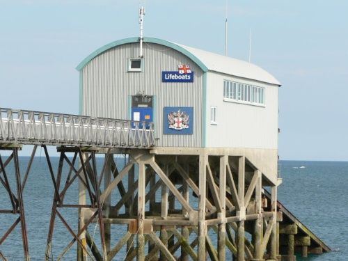 Lifeboat Station, Selsey