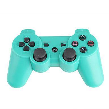 Draadloze PS3 Dualshock 3 Controller (groen) – EUR € 10.13