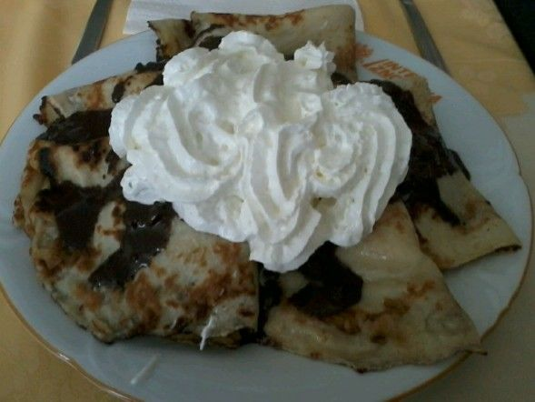 Palačinky. Pancakes. Mmm ;)