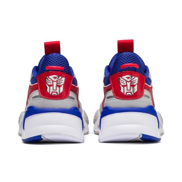 First Look Puma and Hasbro RS X #Transformers Sneakers and