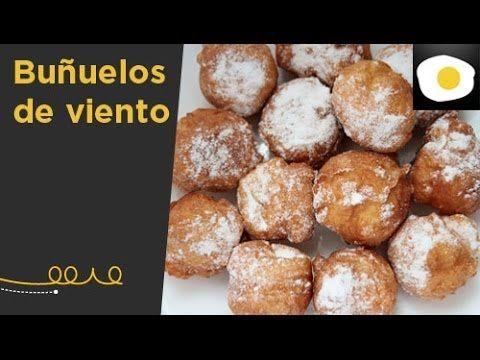 Buñuelitos (Receta) | Todos los Santos