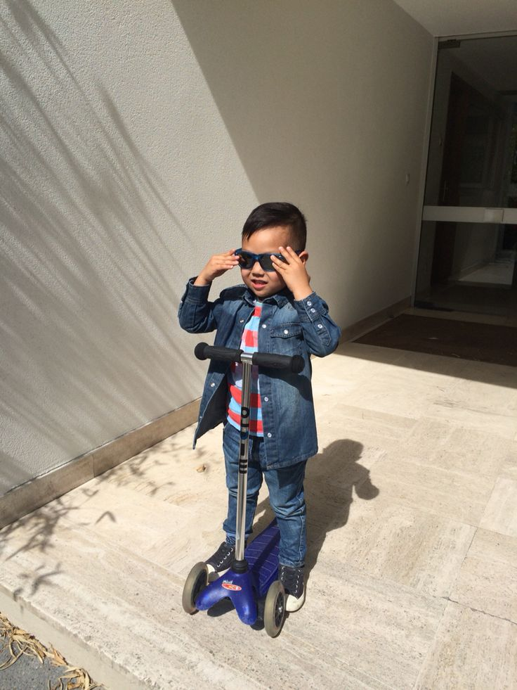 Sunshine baby boy, Go
