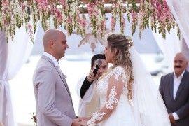 Casamento real Leliana e Vinicius pedido