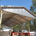 Armour Metals Portfolio - Metal Roofing and Pole Barns