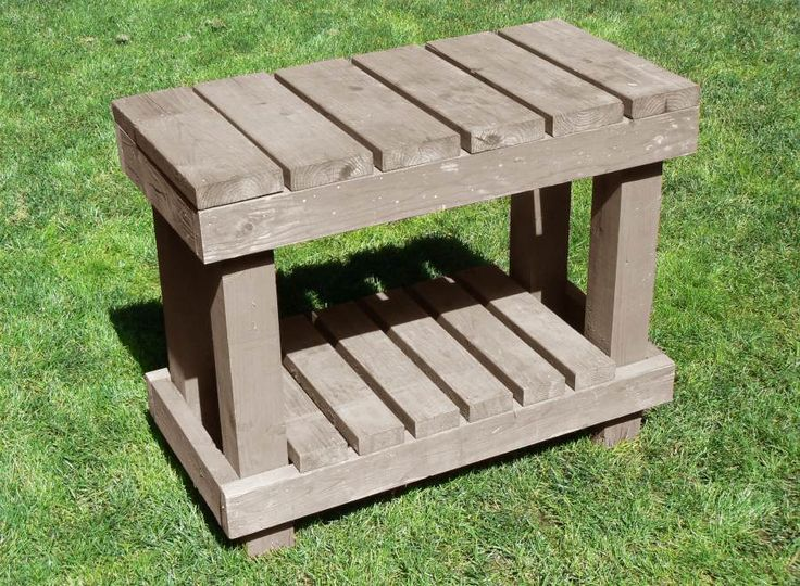 17 best images about potting bench plans on pinterest for Garden potting bench designs