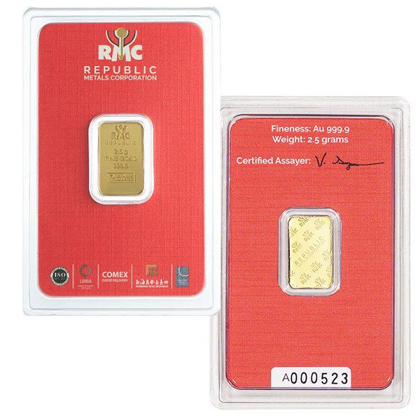 2 5 Gram Gold Bars For Sale Lowest Prices Money Metals Gold Bars For Sale Gold Bar Gold