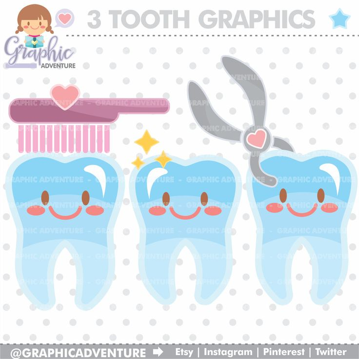 Tooth Clipart, Tooth Graphics, COMMERCIAL USE, Kawaii Clipart, Dentist Clipart, Dentist Graphics, Planner Accessories, Tooth Party, Teeth
