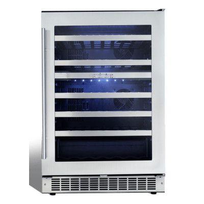 Danby Professional 51 Bottle Dual Zone Freestanding Wine Refrigerator