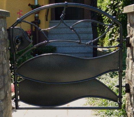 handmade gate