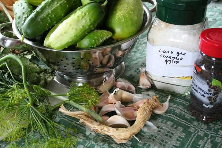 Now is the time for the Russian Pickle recipe (taken from this Russian site). For quite a time I was missing the real taste of Russian pickles here in Canada. The best commercial pickles I found ar…