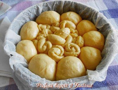 Pan brioche dolce e soffice allo yogurt Blog Profumi Sapori & Fantasia