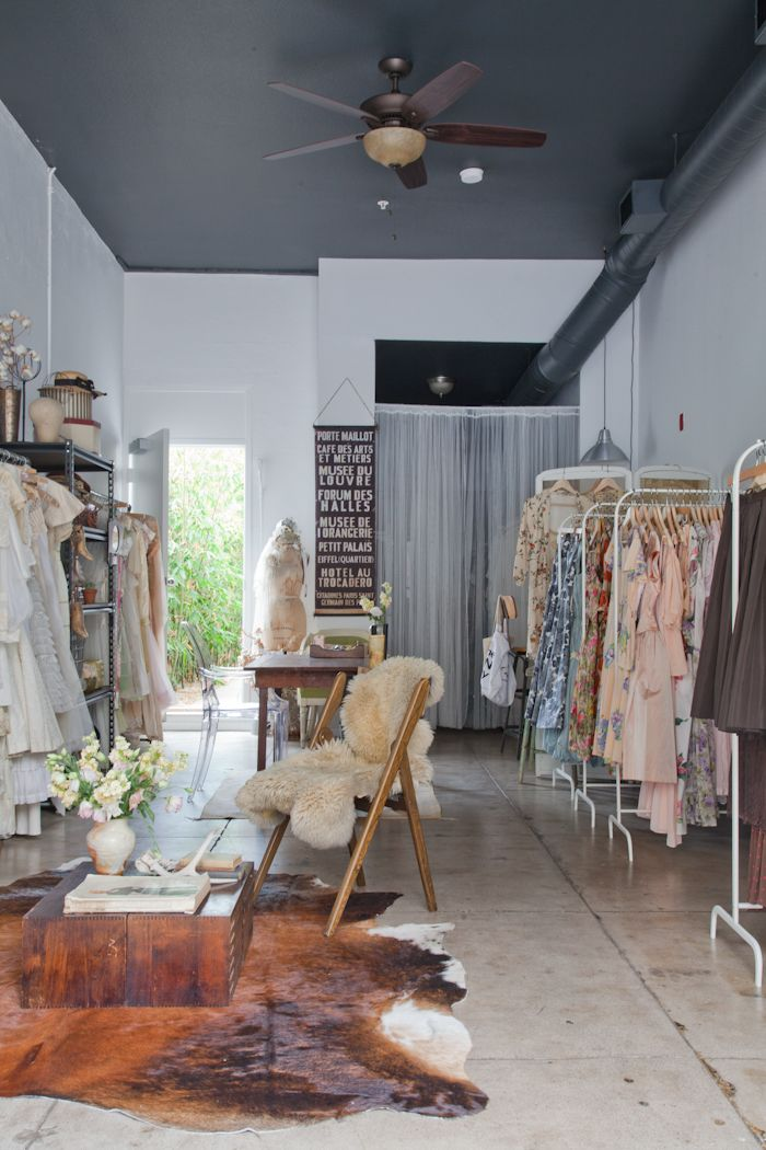 Adored Vintage Showroom in Long Beach