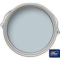 Dulux Bathroom Soft Sheen Coastal Grey Emulsion Paint - 2.5L