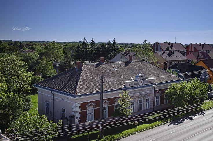 Az egykori tanyasi kollégium