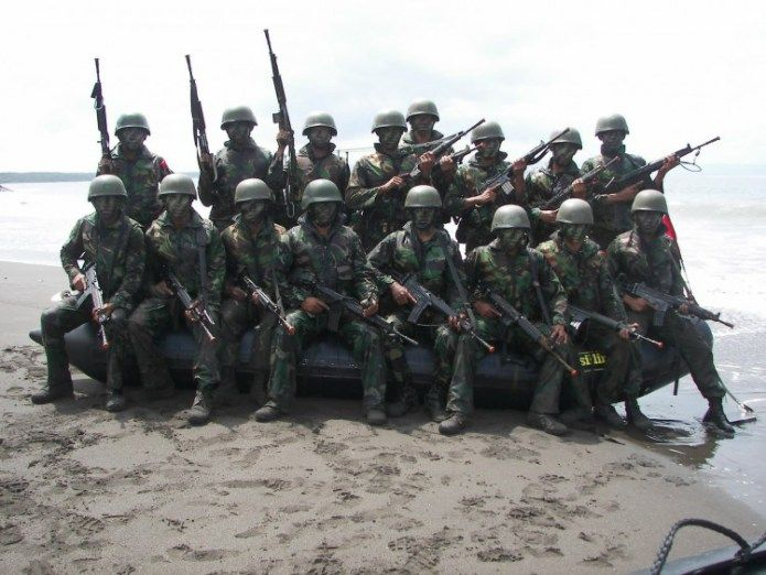 130 Pemuda Papua Seleksi Bintara TNI AD