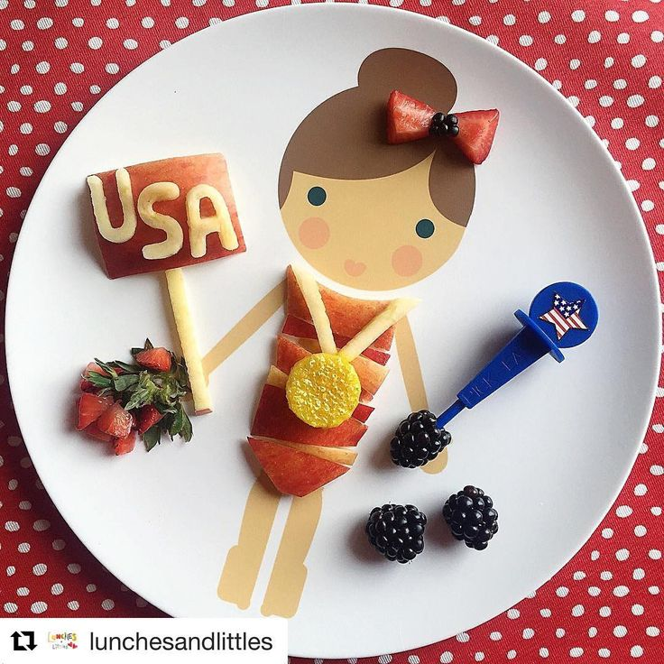 @lunchesandlittles created the most awesome #Olympic treat! #Repost Currently watching swimming (which has been amazing tonight!) but my favorite is definitely gymnastics. What is your favorite Olympic event? (Also why did they have to do away with the flowers? ... #ilovetheflowers) - #rio2016 #rioolympics #rioolympics2016 #gymnatsics #kidfoodcollective #kidsfood #kidfood #funwithfood #foodart #foodartist #funfood #playwithfood #foodplay #playwithyourfood #kidapproved #toddlerapproved…