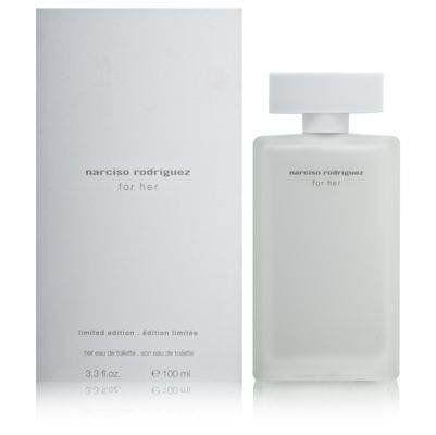 Narciso Rodriguez by Narciso Rodriguez Eau De Toilette Spray 3.3 oz for Women by Narciso Rodriguez. $62.99