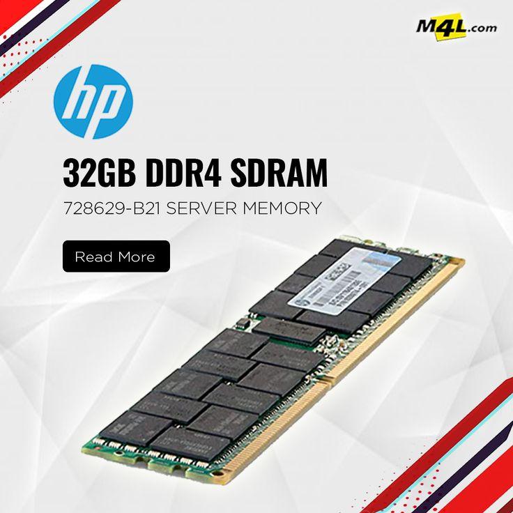HP 728629-B21 DDR4 Server Memory Module