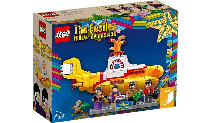 LEGO Ideas - Yellow Submarine - 21306, read reviews and buy online at George at ASDA. Shop from our latest range in Kids. Take a surreal trip under the seas ...