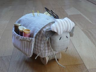 PETITS PUNTS PATCH ': SHEEP COSTURERO