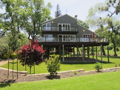 Large Sacramento River Front Home with Private Dock & Yard--birthday party site?Yards Birthday Parties, Yardbirthday Parties