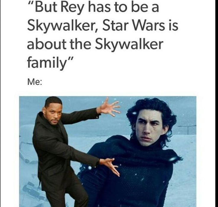 Her being a Skywalker is just the easiest opinion to go with. It's true she probably is for some reason but I believe the Rey Kenobi theory