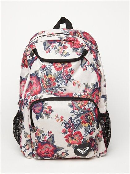 Things are looking sunny with our ROXY Shadow View Backpack