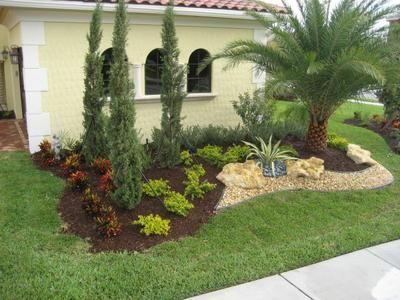 Ideas para el jard n frontal de tu casa jardiner a y - Disenos de jardineria ...
