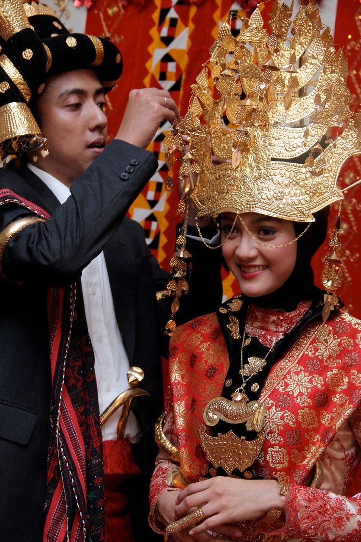Mandailing Wedding