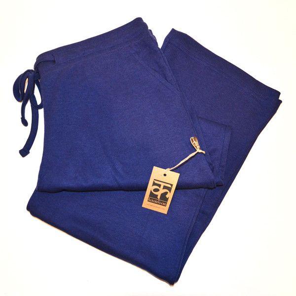 Organic Bamboo Yoga Pants