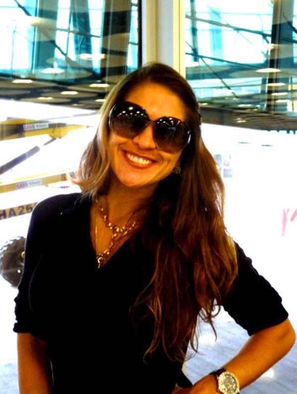 A l'heure où Rio 2016 va devenir un évènement planétaire, (re)découvrez Fátima Montenegro une star brésilienne qui a beaucoup de cordes à son arc . Fátima Montenegro Fatima Montenegro Rencontre à Madrid Barajas A l'heure des jeux Olympiques de Rio qui...