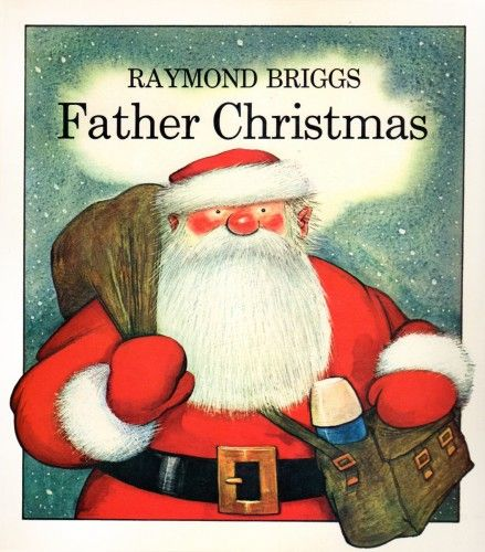 Michael Sporn Animation – Splog » Raymond Briggs' Father Christmas