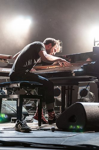 Nils Frahm | photo by de_buurman