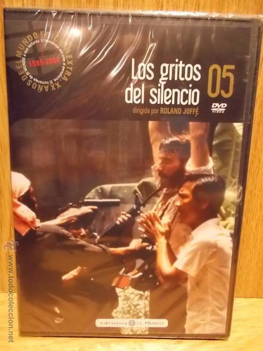 LOS GRITOS DEL SILENCIO. SAM WATERSTON / HAING S. NGOR / DVD PRECINTADO