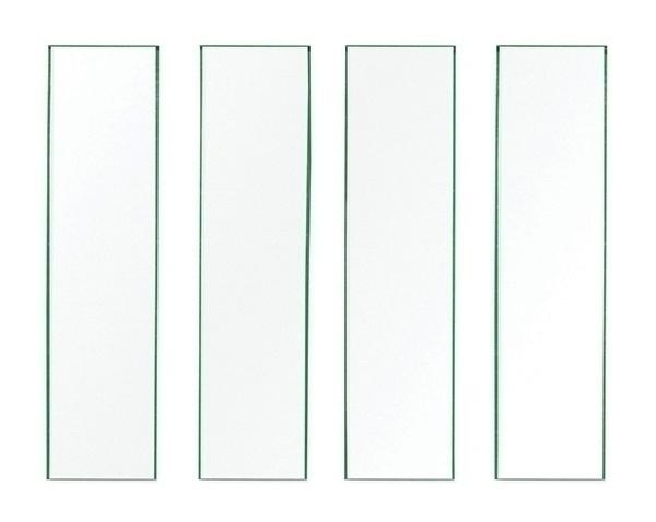 Panneau rampe verre clearview code bmr 008 3508 for Panneau verre exterieur