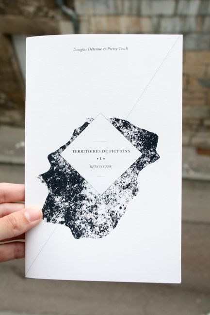 couverture Planc.. Noir & blanc.. Point..