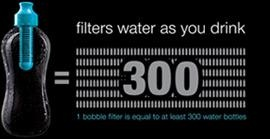 Don't like tap water but want to reduce your product waste and save pennies? Try this bottle...