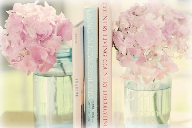 23 best book club decoration images on pinterest for the for Mason jar bookends