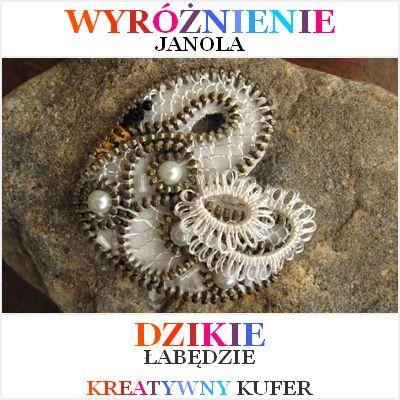 Wyniki Wyzwania Tematycznego - Baśń: Dzikie Łabędzie | Kreatywny Kufer http://zamkowagaleria.blogspot.com/